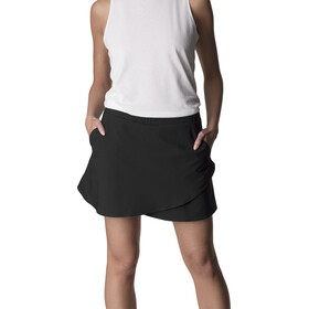 Houdini W's Skort True Black